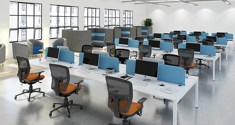 Office furniture and interiors robert hall business equipment